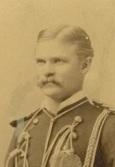 Lieut E A Garlington June 1876