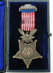 Pvt. G. Hobday's Medal of Honor