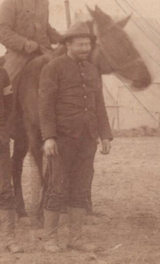 Sergt Maj R. W. Corwine