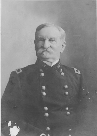 Brigadier General Samuel M. Whitside, circa 1901, Commander, District of Eastern Cuba.