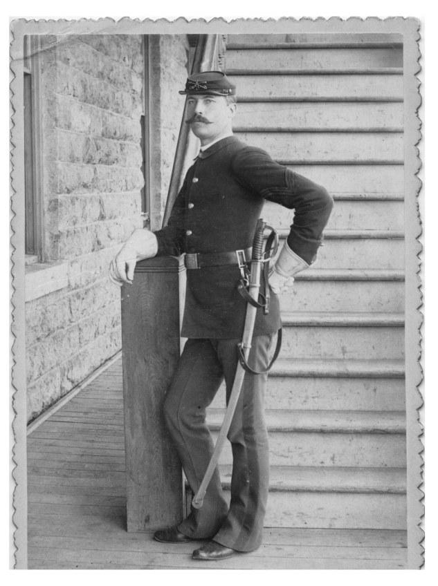 1st Sgt John B Turney