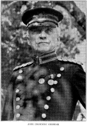 Col John Chowning Gresham
