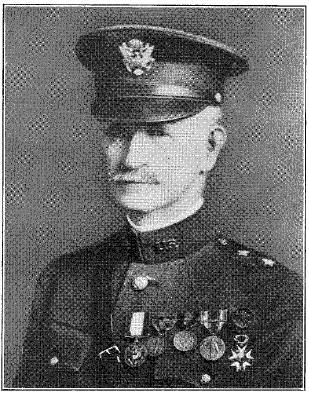 Maj Gen T Q Donaldson