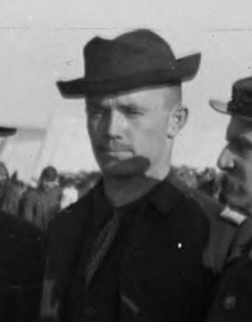 2nd Lieut Sydney A. Cloman at the Pine Ridge Agency on 13 January 1891.