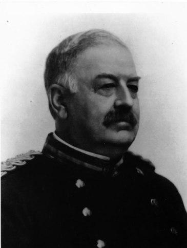 Colonel William W. Robinson, Jr., U.S. Army Quartermaster Department.