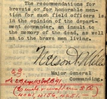 Miles conclusion