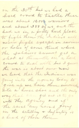 (Click to enlarge) page 3 of McGuire's 10 January 1891 letter.