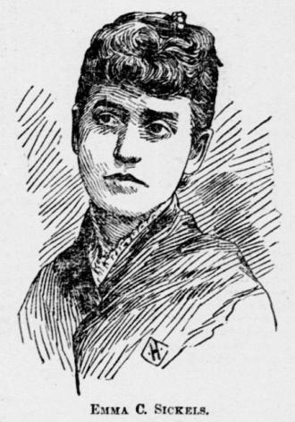 Emma Cornelia Sickels