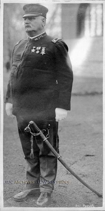 Edmond G. Fechet circa 1910