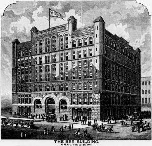 2-The_Bee_Building-Omaha_Daily_Bee_Jan_1_1890