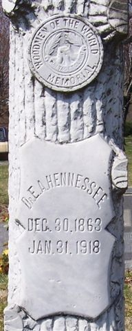 dr-e-a-hennessee-grave-marker